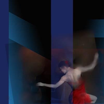 Last Flamenco Art Print