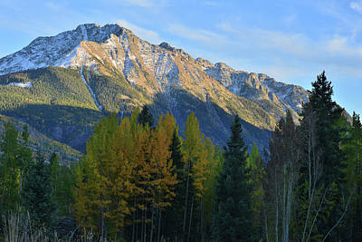 Photograph - Last Light Along Silverton To Durango Highway by Ray Mathis