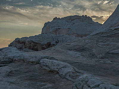 Photograph - Last Light At White Pocket by Teresa Wilson