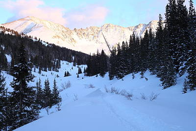 Tenmile Range Photograph - Last Light by Eric Glaser