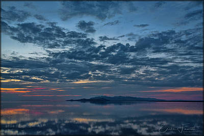 Photograph - Last Light by Erika Fawcett
