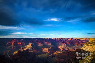 Photograph - Last Light by Jon Burch Photography