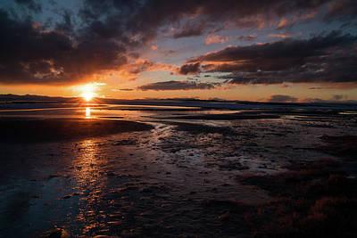 Photograph - Last Light by Justin Johnson