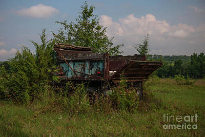 Photograph - Last Load by Dale Powell