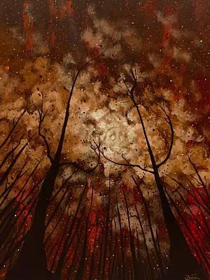 Painting - Final Fantasy by Joel Tesch
