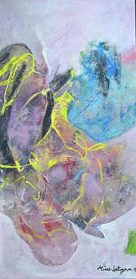 Painting - Last Night by Mira Satryan