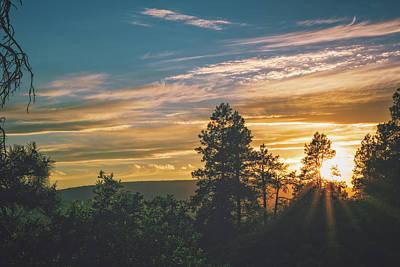 Photograph - Last Rays Of Sunday by Jason Coward