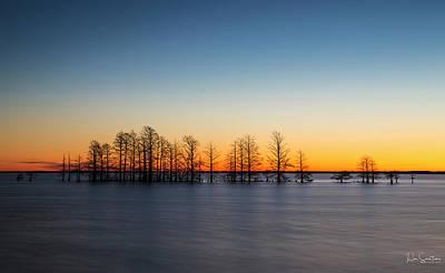 Sinrise Photograph - Last Sunrise by Ronald Santini