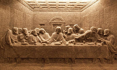 Photograph - Last Supper by Ramunas Bruzas