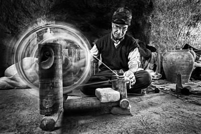 Everyday Photograph - Last Texture by Mohammadreza Momeni