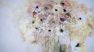 Sean - Lasting Floral Artsy Autumn Asters by Lisa Kaiser