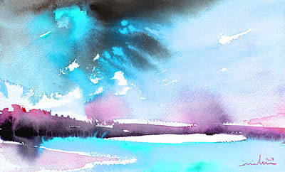 Late Afternoon 16 Art Print by Miki De Goodaboom