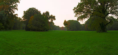 Photograph - Late Afternoon In The Park by Sun Travels