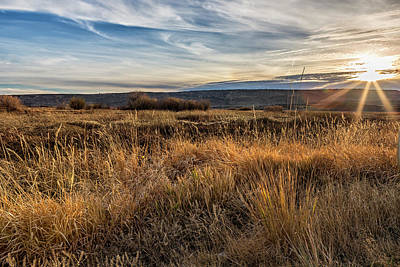 Photograph - Late Afternoon On Malheur by Belinda Greb