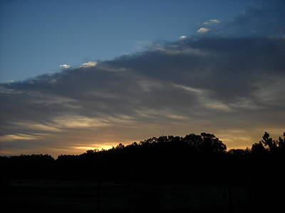 Photograph - Late August Dawn Clouds by Kent Lorentzen