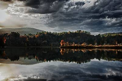 Keith Richards - Late Fall Light by Nathan Larson