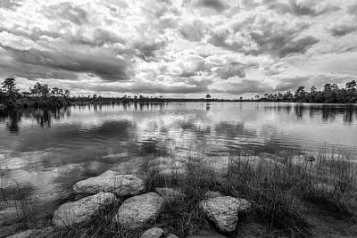 Florida House Photograph - Late In The Day by Jon Glaser