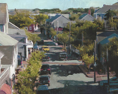 Late Summer Nantucket Art Print