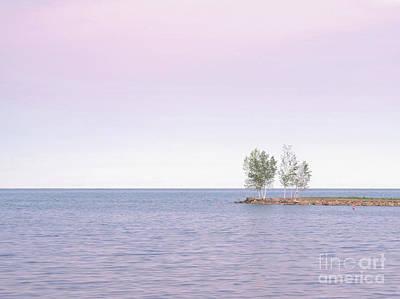 Photograph - Late Summer Solitude by Ann Horn