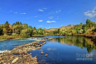 Photograph - Late Summer View by Robert Bales
