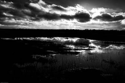 Photograph - Late Winter Afternoon by Mick Anderson