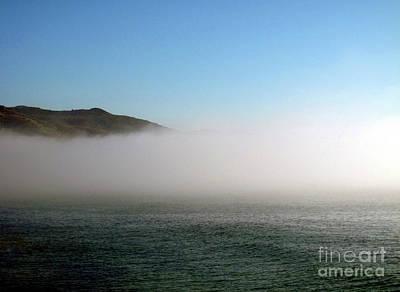 Malibu Photograph - Latigo Morning by Maureen J Haldeman