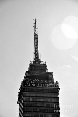 Photograph - Latin-american Tower by Andrew Dinh