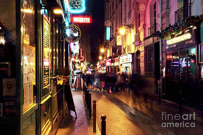 Photograph - Latin Quarter Sights by John Rizzuto