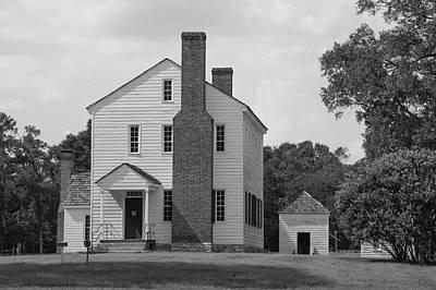 Photograph - Latta Plantation House by Phyllis Peterson