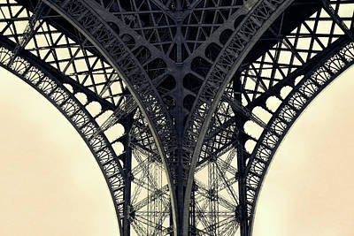 Photograph - Lattice Tower Art by JAMART Photography