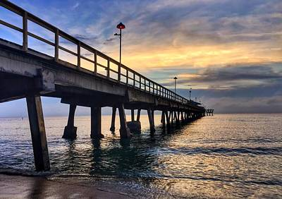 Photograph - Lauderdale By The Sea  by Juan Montalvo