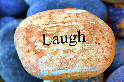 Photograph - Laugh by OLena Art Brand
