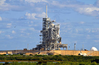 Photograph - Launch Complex 39a by David Lee Thompson