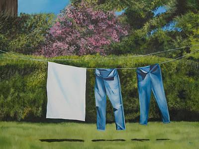 Laundry Day Original