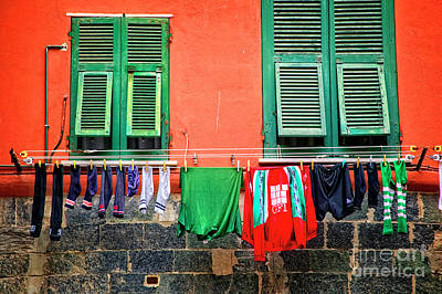 Photograph - Laundry Day by Scott Kemper
