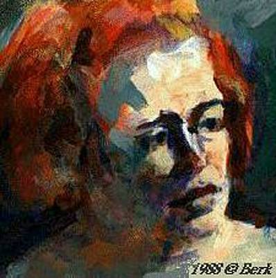 Painting - Laura by Chuck Berk