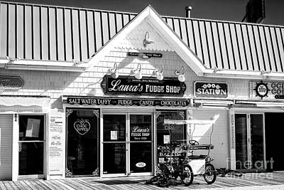 Photograph - Laura's Fudge Shop by John Rizzuto