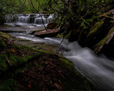 Photograph - Laurel Highlands Waterfall by Jim Cheney
