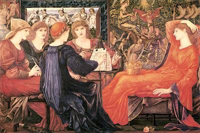 Laus Veneris Art Print