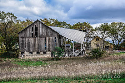 Photograph - Lautner Farm by Grace Grogan