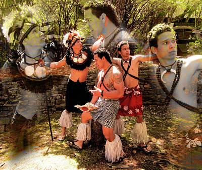 Tongan Photograph - Lavatai Boys by Tawsh Lav