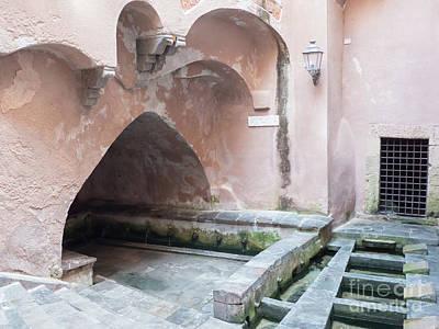 Photograph - Lavatoio Medievale by Rod Jones