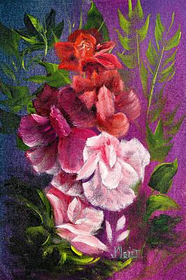 Photograph - Lavender Blush by Erich Grant