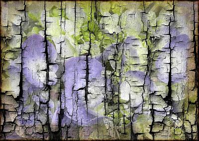 Digital Art - Lavender Hydrangea by Sami Martin