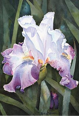 Painting - Lavender Light by Kathy Nesseth