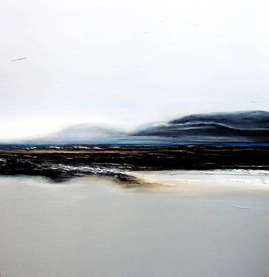 Lavender Mist Print by Christine Deckert