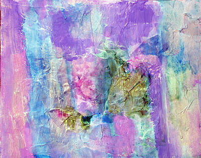 Painting - Lavender Painting  by Don Wright