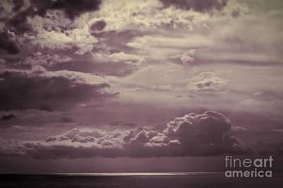 Photograph - Lavender Sky by Patricia Strand