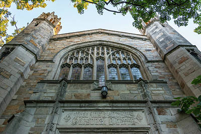 Photograph - Law Quad 3 University Of Michigan  by Pravin Sitaraman