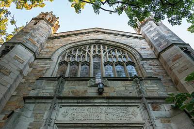 Photograph - Law Quad 3 University Of Michigan  by Pravin Sitaraman
